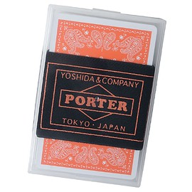 PORTER, Nintendo - Playing Cards - Orange