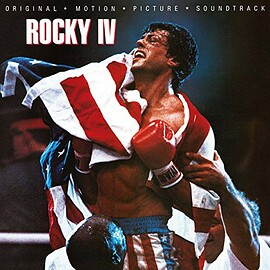 various artists - ROCKY IV [12 inch Analog]