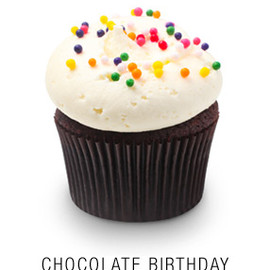 Georgetown Cupcake - Chocolate Birthday