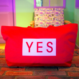 YES by REVOLVER - TOTE BAG