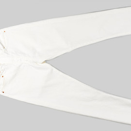 The FRANKLIN TAILORED - 551ZXX-White