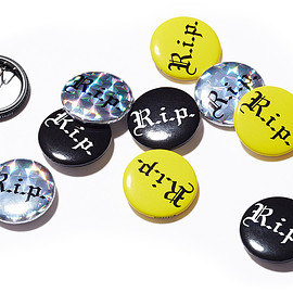 Supreme - R.I.P Button