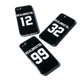 F.C.R.B. - NUMBERING PHONE CASE