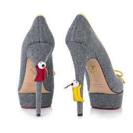 Charlotte Olympia - FW2014 Chinese Pumps