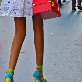 street - colorful