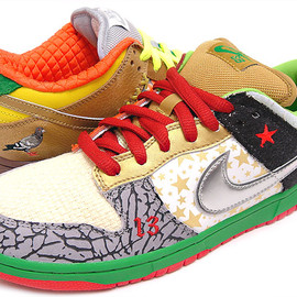 NIKE SB - WHAT THE DUNK