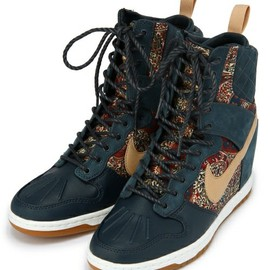 Nike - NIKE DUNK SUPER SKY HI (LIBERTY Pattern -Another Edition Limited)