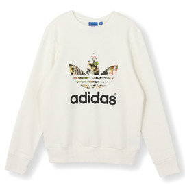 TOPSHOP for adidas Originals - 【TOPSHOP for adidas Originals 】[OVERSIZED SWEAT]