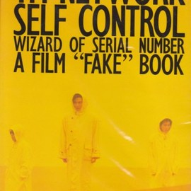 "TM NETWORK - TM NETWORK SELF CONTROL WIZARD OF SERIAL NUMBER A FILM ""FAKE"" BOOK―TM NETWORK写真集"