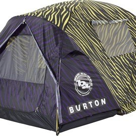 Burton x Big Agnes Safari Collection - AFTER PARTY TENT