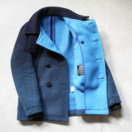 MINOTAUR - DAWN PEA COAT