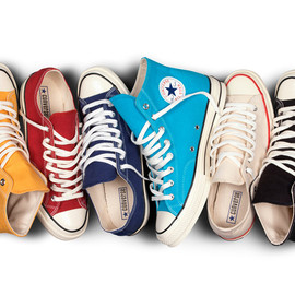 Converse - 1970s Chuck Taylor All Star Collection