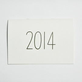 Noritake - SEE BY DAY 2014 (notebook)