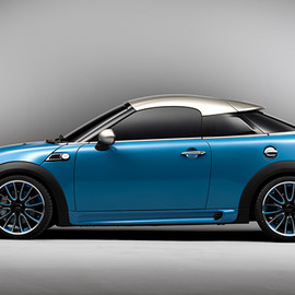 MINI - MINI coupe concept