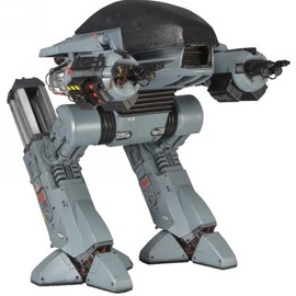 NECA - Robocop ED-209 Boxed Action Figure with Sound