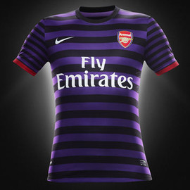 Nike - Arsenal Away 12/13 Podlski