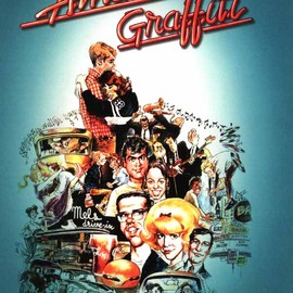 George Lucas - AMERICAN GRAFFITI (blu-ray)