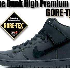 NIKE  - Dunk High Premium SB GORE-TEX