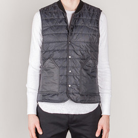 wings + horns - Quilted Primaloft Vest