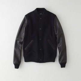 A.P.C - Rizzo Teddy Jacket