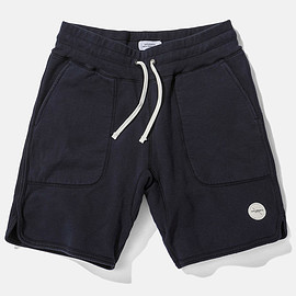 Saturdays Surf NYC - Austin Sweatshorts, Midnight
