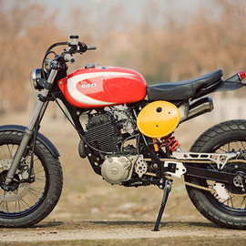 Radical Ducati - DIRT RAD Yamaha XT600