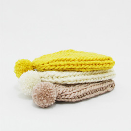 maiami - basic cap with pompon