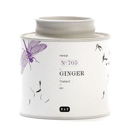 Paper & Tea - Ginger Herbal Tea