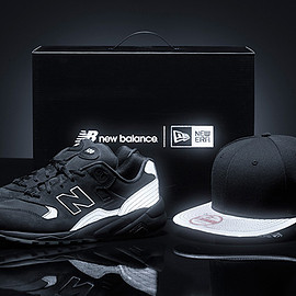 New Balance, New Era - MRT580NE - Black