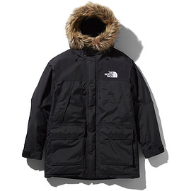 THE NORTH FACE - Mountain Down Coat