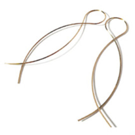 by boe - 8 wire earring