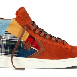 CONVERSE - First String Pro Leather