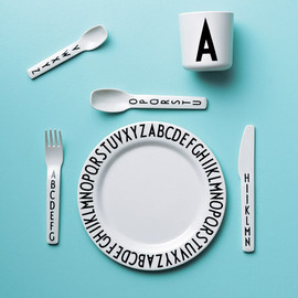 DESIGN LETTERS + Arne Jacobsen - ABC Kids collection