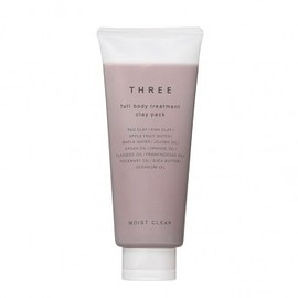 THREE - full body treatment clay pack