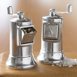 Perfex - Salt & Pepper Mills