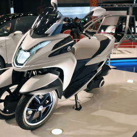 YAMAHA - TRICITY Concept