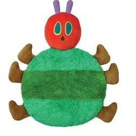 エリック・カール はらぺこあおむし - The Very Hungry Caterpillar Eric Carle Plush Playmat