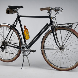 Hufnagel - Porteur - City bike project
