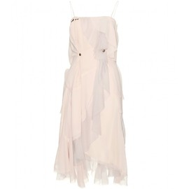 NINA RICCI - SILK CHIFFON DRESS