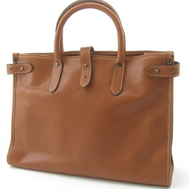 TUSTING - LEATHER TOTE BAG