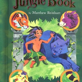 Matthew Reinhart - The Jungle Book: A Pop-Up Adventure (Classic Collectible Pop-Ups)