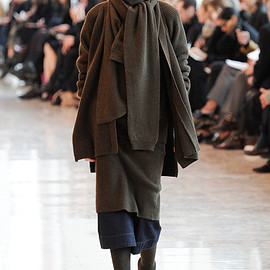 CHRISTOPHE LEMAIRE - 2014 Autumn+Winter Collection