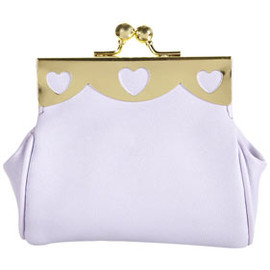 Pink Padded Heart Bag