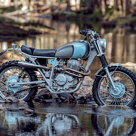 Purpose Built Moto - Nemesis 400 Scrambler