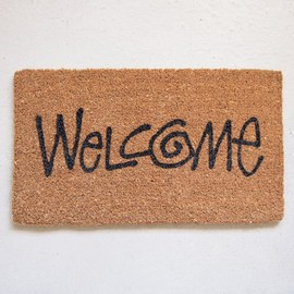 STUSSY Livin' - GS Welcome Mat