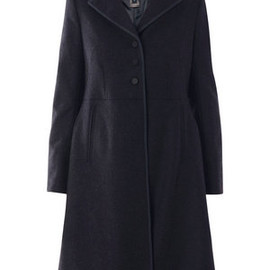 MARC BY MARC JACOBS - Single breasted melton coat