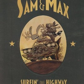 Steve Purcell - Sam & Max Surfin the Highway Anniversary Edition
