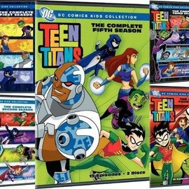 グレン・ムラカミ - Teen Titans: Complete Seasons 1-5 [DVD] [Import]