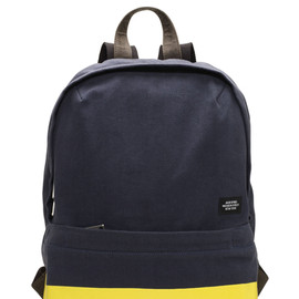 Jack Spade - Industrial Canvas Dipped Backpack