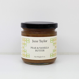 June Taylor - FRUIT BUTTERS
